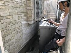 外壁 塗り替え 高圧洗浄
