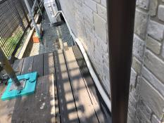 外壁塗装 冷媒管テープ その他作業