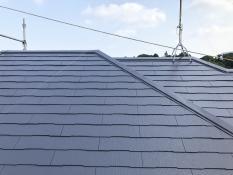 屋根 遮熱 人気 施工後