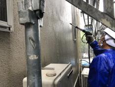横浜市 外壁塗装 高圧洗浄