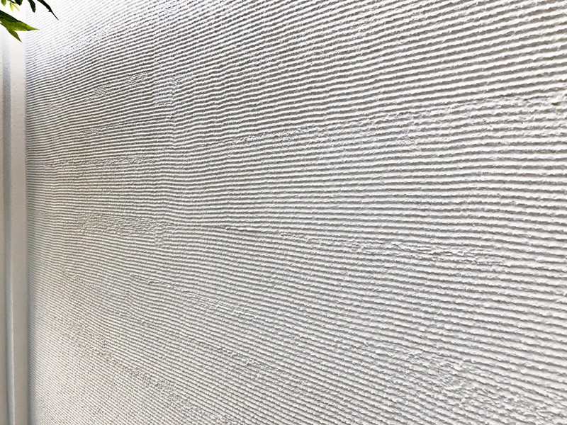 住宅 外壁塗装 施工後