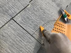 屋根塗装 クラック 補修