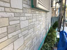 外壁塗装 施工前 横浜市戸塚区