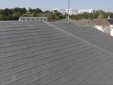 塗装前 屋根 塗膜劣化