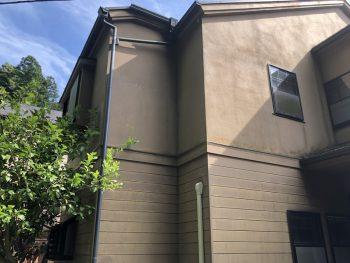 塗り替え 外壁 ラジカル 施工前