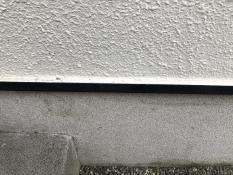横浜市旭区 水切り塗装 施工前