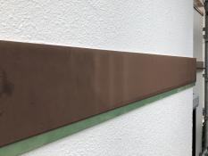 塗り替えリフォーム 幕板塗装 施工前