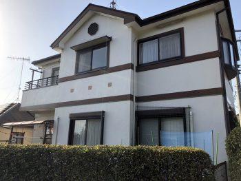 戸建 塗り替え 施工前 横浜市