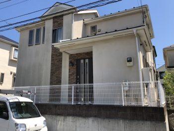 住宅塗装 横浜市 施工前