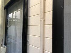 塗り替え リフォーム 竪樋 施工後