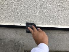 住宅塗装 水切り ケレン