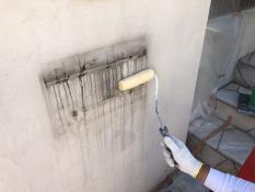 塀 塗り替え 下塗り
