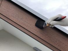 横浜市 住宅塗装 破風清掃