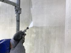 外壁塗装 高圧洗浄 横浜市戸塚区