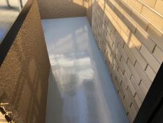 ベランダ防水塗装 施工後