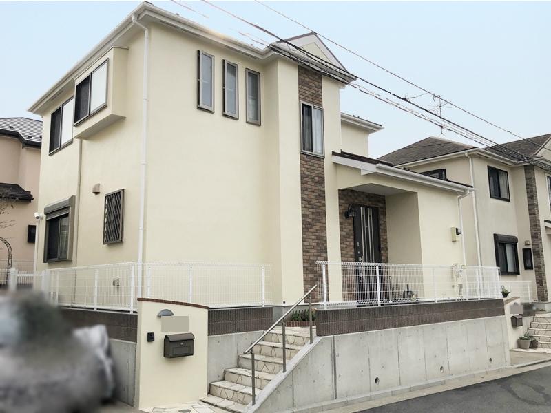 外壁塗装 日本ペイント ダイヤモンドコート