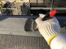 横浜市 屋根塗装 清掃