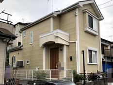 外壁塗装前 横浜市戸塚区N様邸