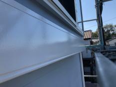 幕板 塗装リフォーム 施工後