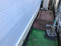水切り塗装 施工後