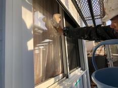 窓拭き清掃 その他作業