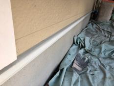 住宅塗装 水切り