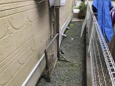 横浜市戸塚区外壁塗装施工前