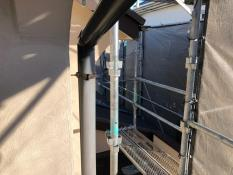 竪樋塗装 施工前