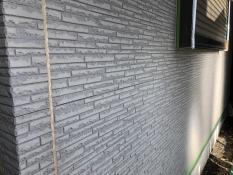 横浜市港南区T様邸 外壁塗装施工前