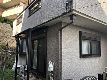 外壁屋根塗り替え 施工前