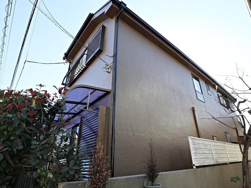 外壁塗装 日本ペイントダイヤモンドコート