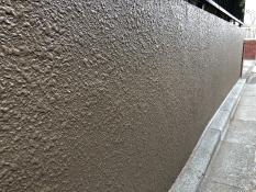 塀塗装 ダイヤモンドコート