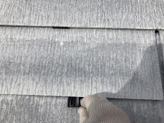 屋根縁切り タスペーサー挿入