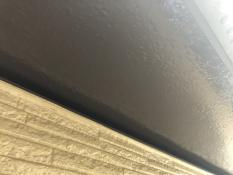 出窓下端塗装 施工後