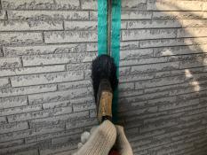 外壁目地清掃