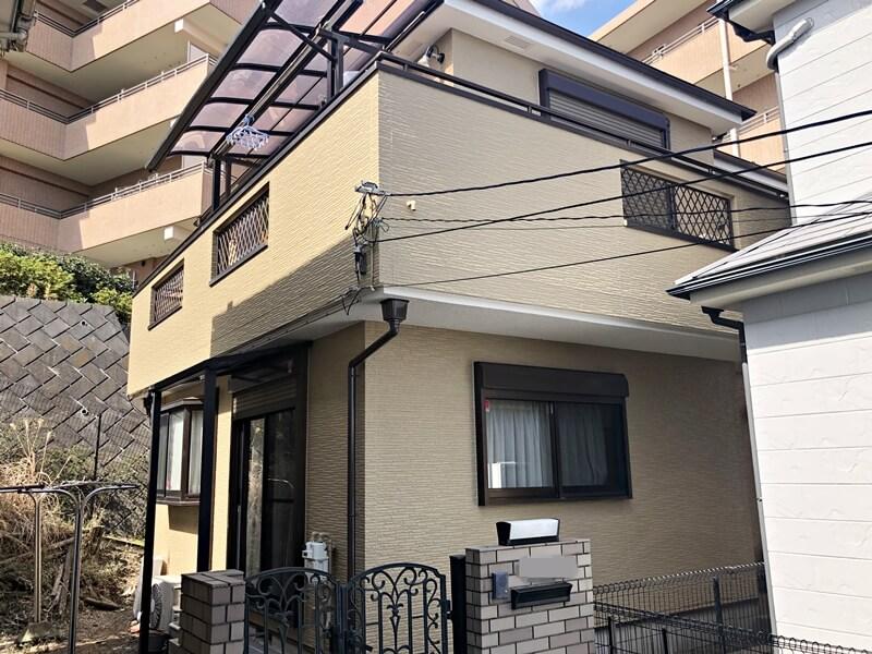 横浜市港南区 外壁屋根塗装