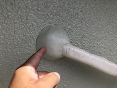 塗装リフォーム その他作業エアコンパテ