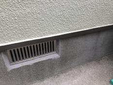 横浜市戸塚区I様邸 水切り塗り替え施工後