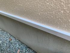 横須賀市O様邸水切り塗装完了