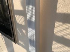 横須賀市O様邸竪樋塗装完了