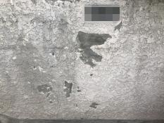 横浜市栄区N様邸塀塗り替え前