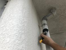 付帯部塗装 雨樋 清掃