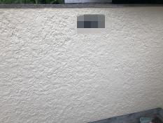 横浜市栄区N様邸 塀塗装 施工後
