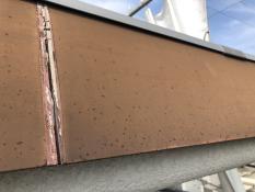 住宅塗装 破風塗り替え