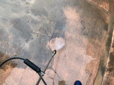 横須賀市O様邸外壁塗装前高圧洗浄