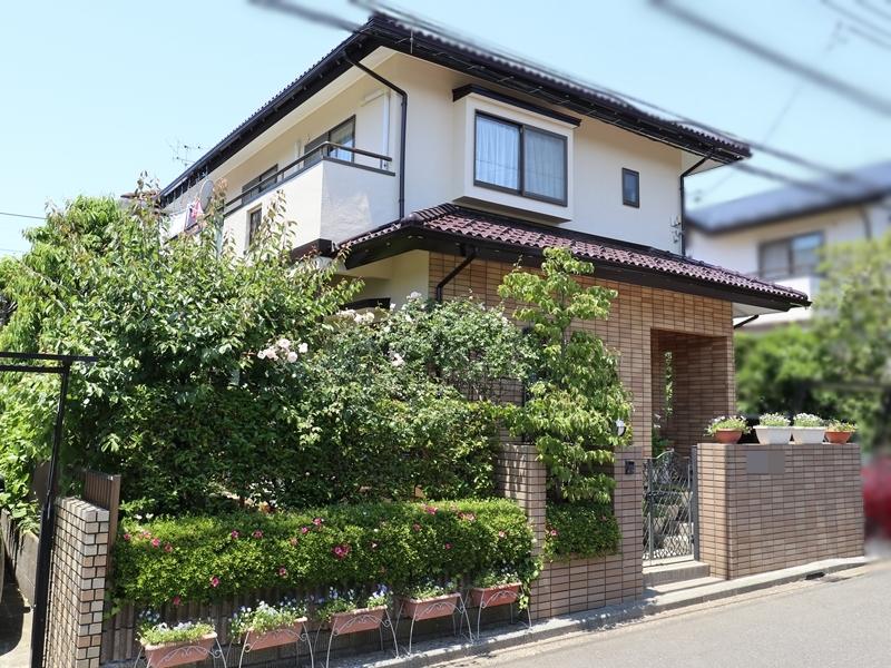 外壁塗り替え 日本ペイント