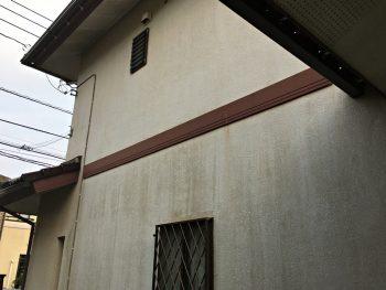 外壁塗り替え 藻 カビ