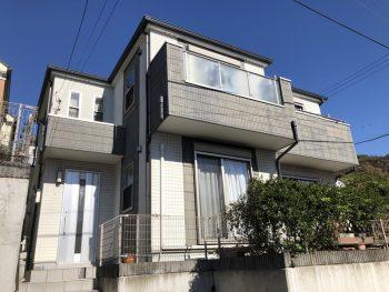 横浜市外壁塗装 施工前