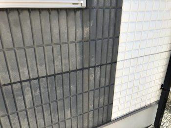 外壁塗り替え前
