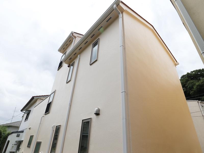 横須賀市O様邸外壁塗装後